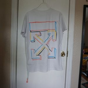 Off-White 2013 SS CrossroadsTee